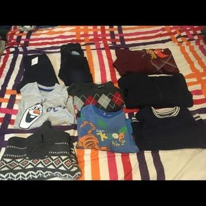 Boy clothes size 3and3t